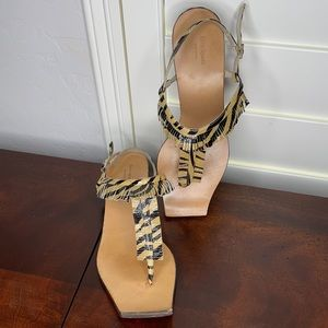 Kate Spade New York Safari Sandals Size 9.5